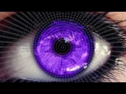 Change your Eye Color to PURPLE in 10 SECONDS - Hypnosis - BioKinesis