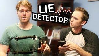 LIE DETECTOR TEST ON MY BOYFRIEND *Emotional*