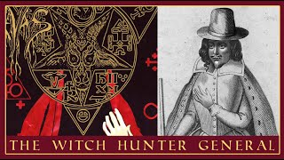 The Most Feared Man of The 17th Century | The Witch Finder General | Matthew Hopkins