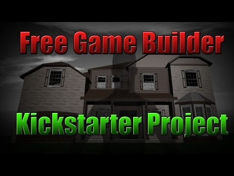 Build your own games for free - Untitled Game Builder Kickstarter