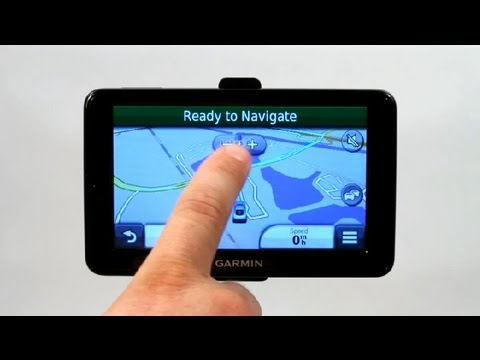 How to Use Your Garmin Like Google Earth : Using a Garmin