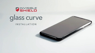 How to Install Glass Curve—Samsung Galaxy S8—InvisibleShield