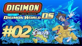 """Zagrajmy W """"digimon World Ds"""" Odc.2""""do Dzieła!"""""""