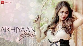 Akhiyaan Afeemi - Official Music Video | Shobha Girdhar | Manan Bhardwaj