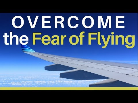 Stop Fear of Flying Hypnosis ★ Relaxed Flying Hypnotherapy ★