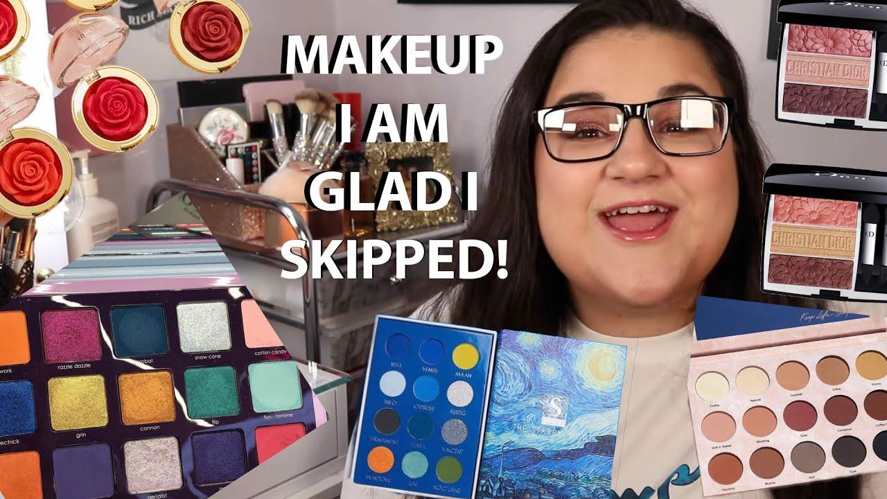 Makeup I'm SO Glad I Skipped! *Let's Save Money*