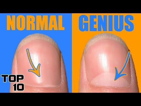 Top 10 Ways To Tell If You're A Genius
