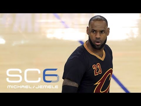 LeBron James Frustrated With Cavaliers' Offseason | SC6 | July 17, 2017