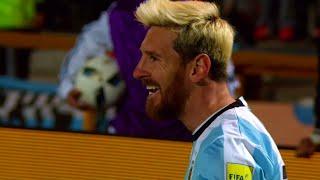 Lionel Messi vs Uruguay (Home) 16-17 HD 720p - English Commentary