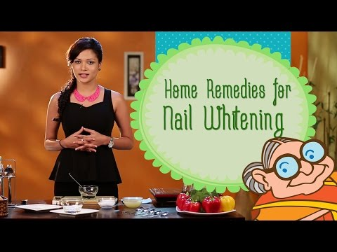 How To Whiten Your Nails With Top Home Remedies- Nail Care