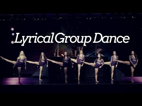 Lyrical Dance Group Move Competition