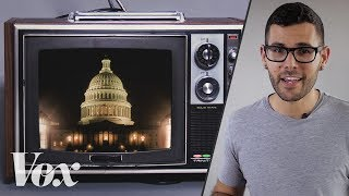 The decline of American democracy won't be televised