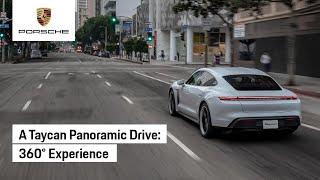 Porsche Taycan 360° - Virtual Singapore Drive
