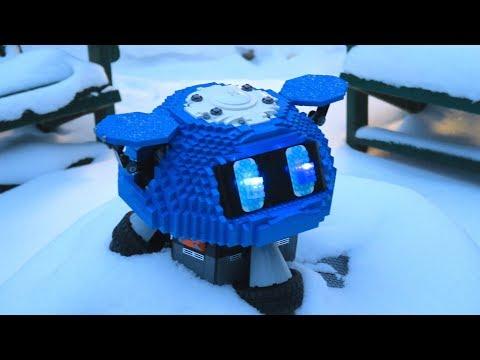 LEGO Mei's Snowball - Overwatch