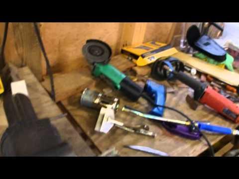 TIG Welding 1095 Spring Steel to Mild Steel