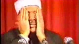 Abdul Basit reciting Surah Infitar