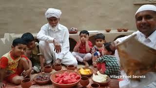 Iftar Kitchen Routine | My Iftar Routine With Family | Mubashir Saddique | Village Food Secrets