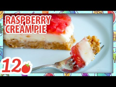 How to Make: Raspberry Cream Pie