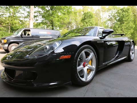 How to Polish Black Paint: Carrera GT