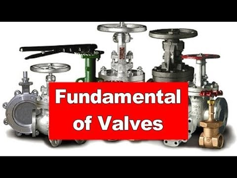 Types of valves & their Functions   Piping Official
