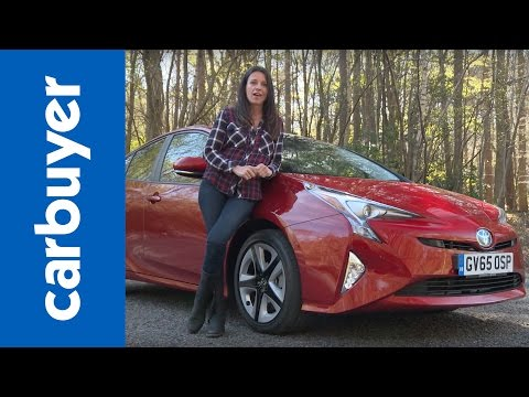 Toyota Prius hybrid 2016 review - Carbuyer