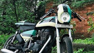 Royal Enfield Modified | bike modification | Into Harley
