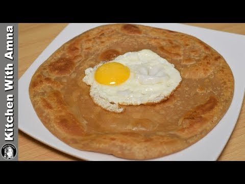 Perfect Anda Paratha Recipe for Sehri - Special Ramadan Recipe - Kitchen With Amna