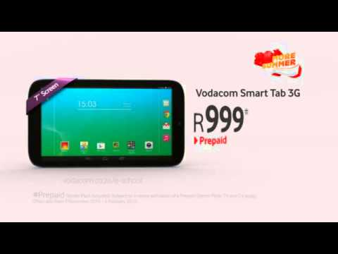 Vodacom - Timon Tablet