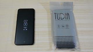 Tudia Galaxy S8 Plus Case! Tudia Tamm (4K)