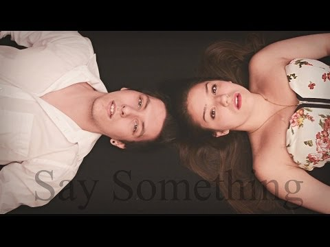 Say Something - Jeremie Champagne & Sonia Turcotte-Légaré COVER