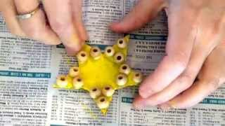 How To Make A Cute Beaded Starfish