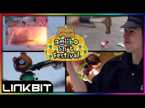 Animal crossing S**T festival! (Content cop attempt)