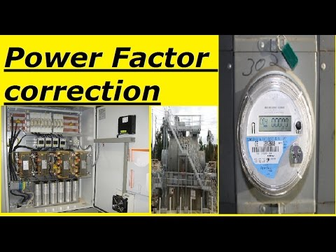Power Factor improvement? Synchronous condenser and other method