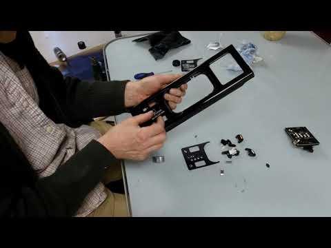 Range Rover L322 gear change strip down repair & upgrade