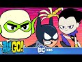 Top 10 Awesome Moments Teen Titans Go Dc Kids
