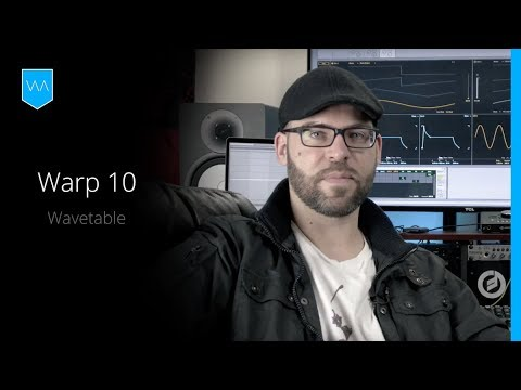 How to Make a Lead in Live 10's Wavetable Synth - Ableton Tutorial
