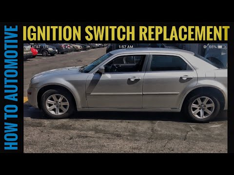 How to Replace the Ignition Switch on a 2005-2010 Chrysler 300