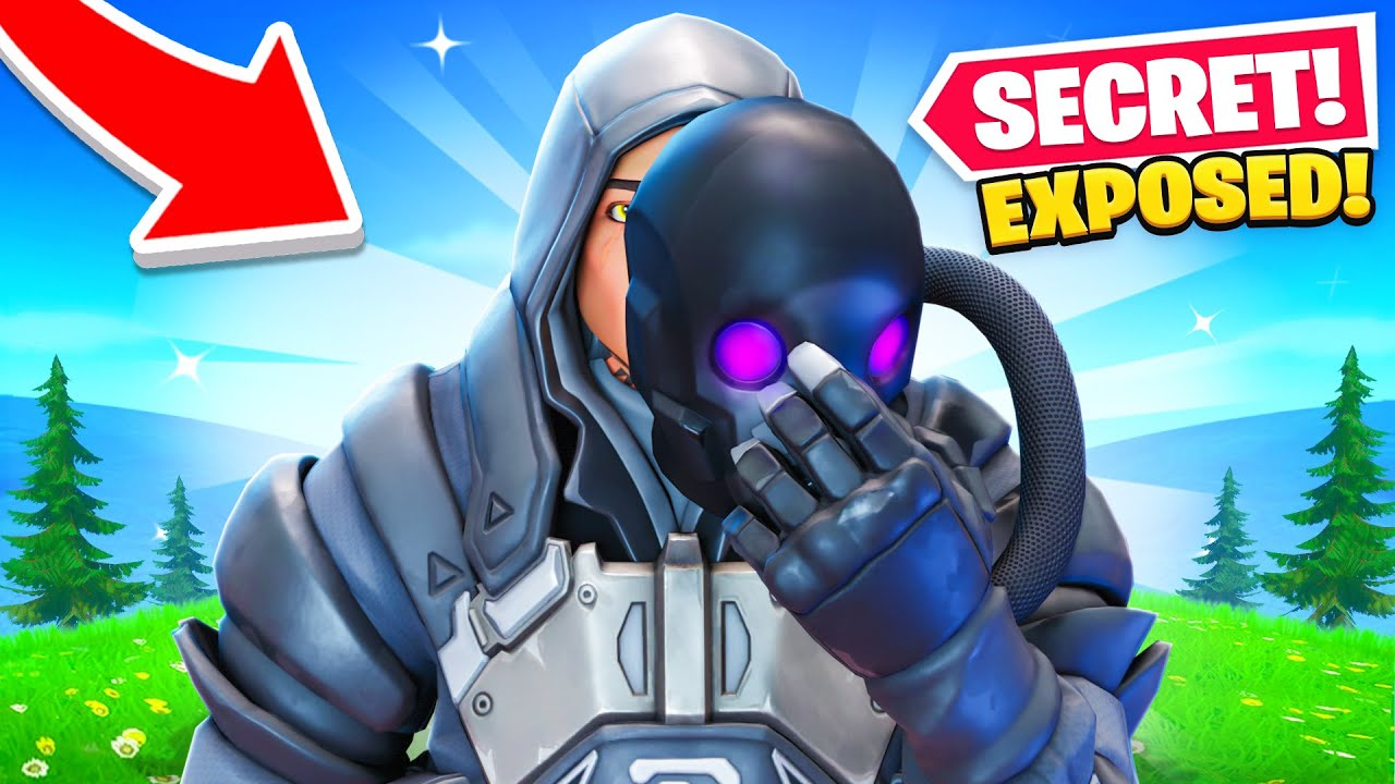 *EXPOSING* Fortnite's BIGGEST SECRET! (Who Are The IO GUARDS?)