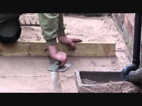 How to lay a block paving driveway  in 4 days - Abel Landscaping