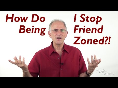 Help! How Do I Stop Being Friend Zoned?! (The Deep Answer) - EFT Love Talk Q&A Show