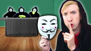 Download I CRASH HACKER MEETING (Project Zorgo Mystery Box Unboxing New Ninja Gadgets) Video
