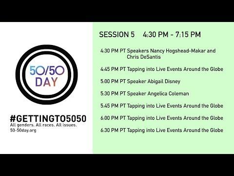50/50 Day Live Stream 5 of 5