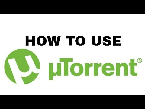 How to use uTorrent in Android | download movie faster
