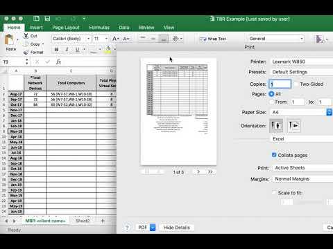 PDF with password Mac