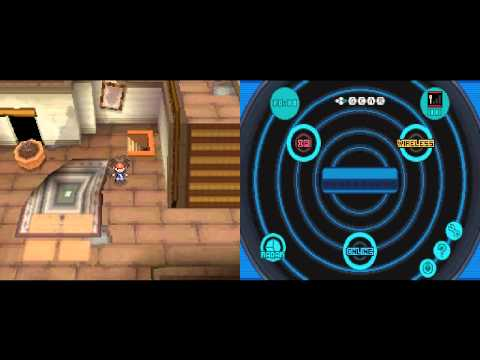 Pokemon Black 2 Strange House walkthrough how to get Dusk Stone, Luna Wing