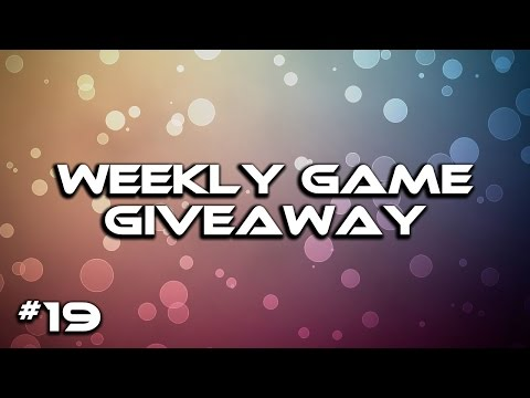 Game Giveaway Week 19 (CLOSED) + Week 18 Winners