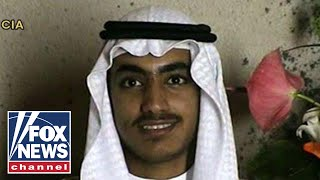 White House confirms Hamza bin Laden killed in US operation