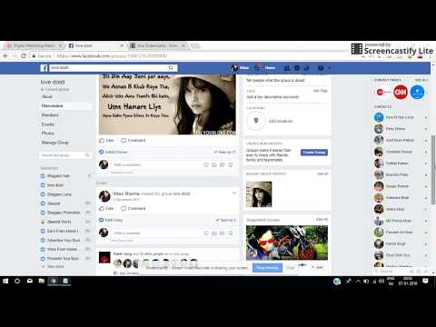 facebook group auto add member  Auto add members into a facebook Group   Latest Script