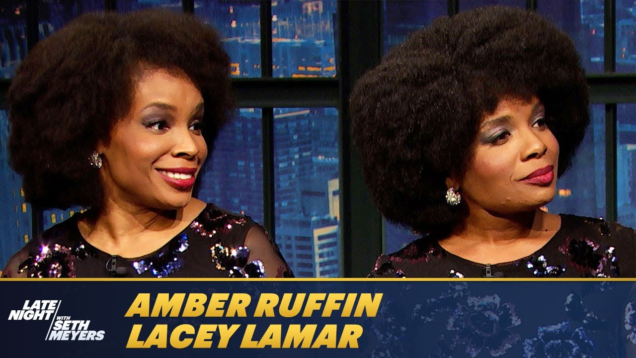 Amber Ruffin and Lacey Lamar's Mom Won't Enjoy Reading Their Book