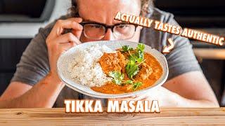 Homemade Chicken Tikka Masala That Anyone Can Make